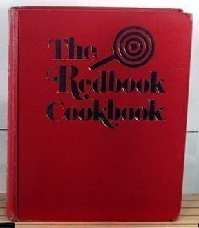 Redbook Cookbook, 1971