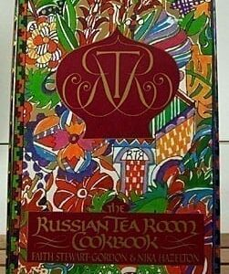 Russian Tea Room Cookbook