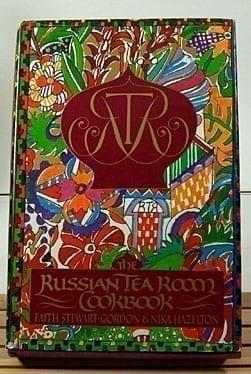 Russian Tea Room Cookbook
