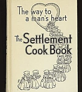 Settlement Cook Book,