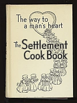Settlement Cook Books