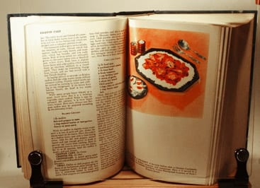 Wise Encyclopedia of Cookery, 1949, First Edition, First Printing. Thumb Indexed.