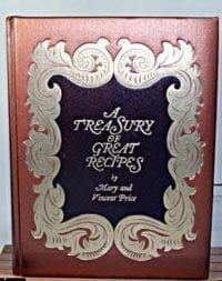 Bookbinder's Seafood Recipes from Treasury of Great Recipes