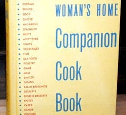 Woman's Home Companion Cook Books