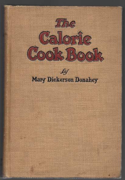 Calorie Cook Book