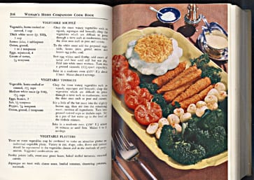 Woman's Home Companion Cook Book 1947