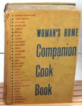 Woman's Home Companion Cook Book, 1942