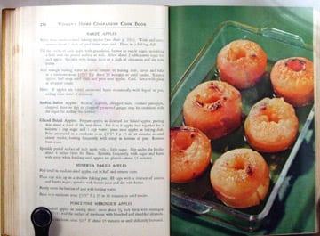 Women's Home Companion Cookbook 1955