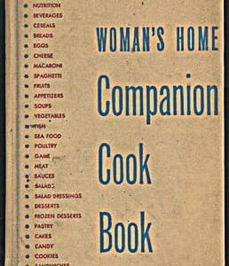 Women's Home Companion Cookbook 1955