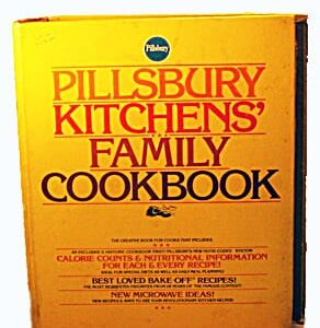 Pillsbury Cookbooks