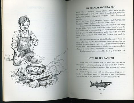 Louise's Florida Cook Book