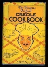 "Two Rice Soup Recipes from Original Picayune Creole Cook Book: The Picayune Creole Cook Book has an entire chapter on Lenten Soups, or what they call ""fast-day"" soups."