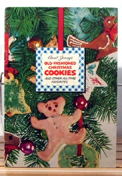 vintage Christmas cookie recipes