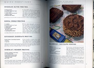 Baker's Famous Chocolate Recipes