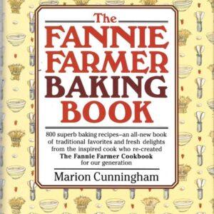 Fannie Farmer Baking Book