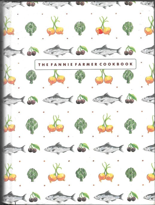 Fannie Farmer Cookbook, Thirteenth Edition