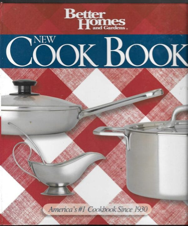 Better Homes and Gardens New Cook Book, 2006