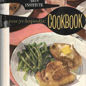Culinary Arts Institute Cookbook, 1974