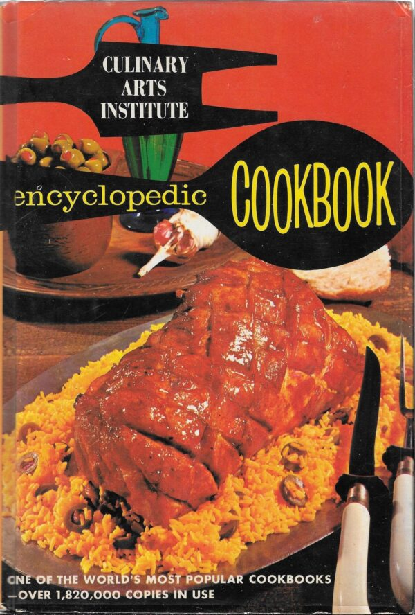 Culinary Arts Institute Encyclopedic Cookbook, 1976