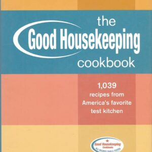 Good Housekeeping Cookbook 2007