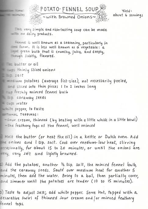 Moosewood Cookbook, 1977, 1992