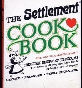 Settlement Cook Book , 1965
