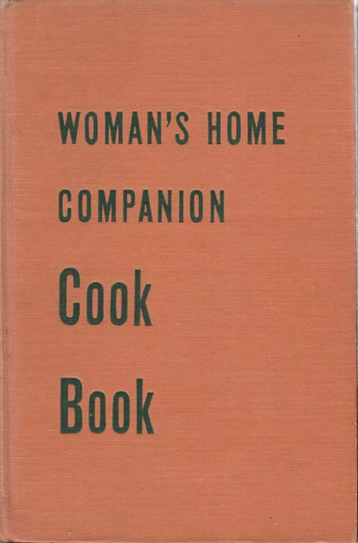Woman's Home Companion Cook Book, 1946