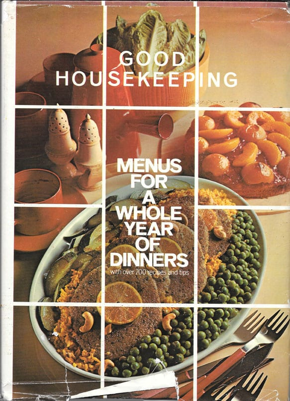 Good Housekeeping Menus for a Whole Year of Dinners