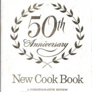 Better Homes and Gardens New Cook Book 50th Anniversary Edition