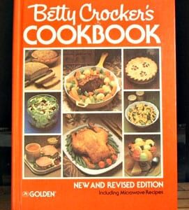 1978 Betty Crocker's Cookbook