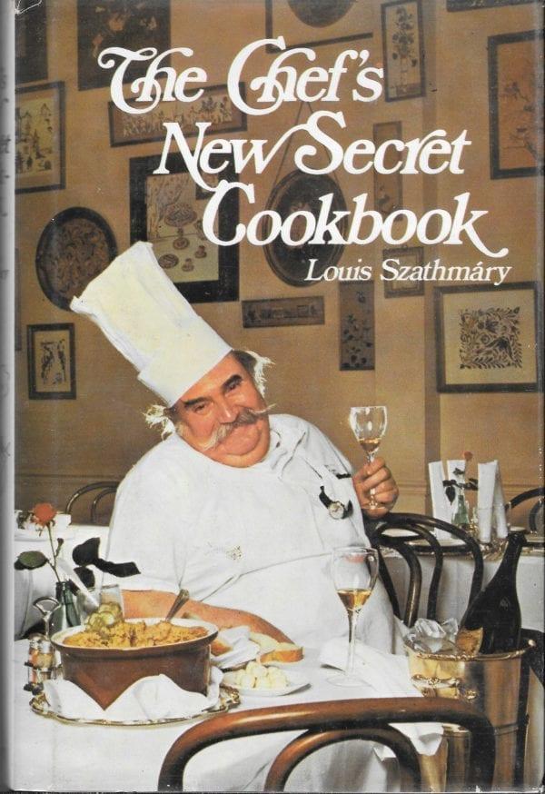 Chef's New Secret Cookbook