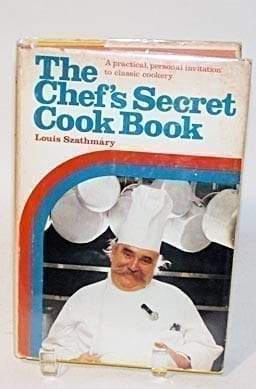 Chef's Secret Cook Book