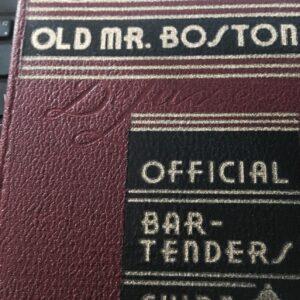Old Mr. Boston
