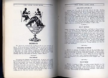 Home Cook Book