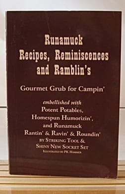 Runamuck Recipes, Reminiscences, Ramblin's (2)