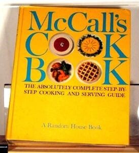 McCall's Cook Books