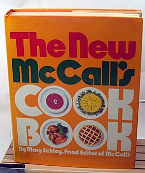 New McCall's Cook Book