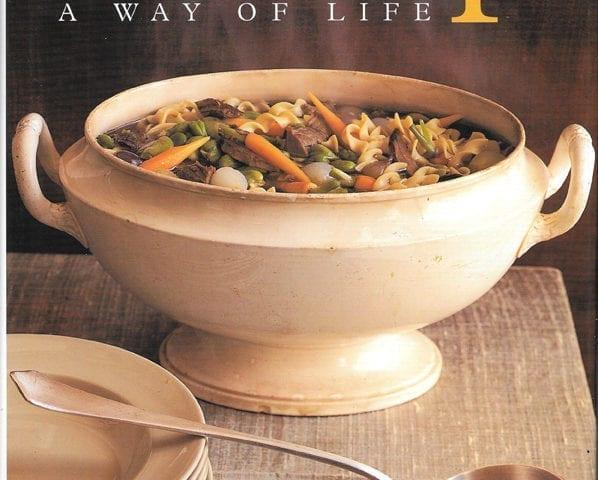 Soup: A Way of Life, Barbara Kafka, 1998