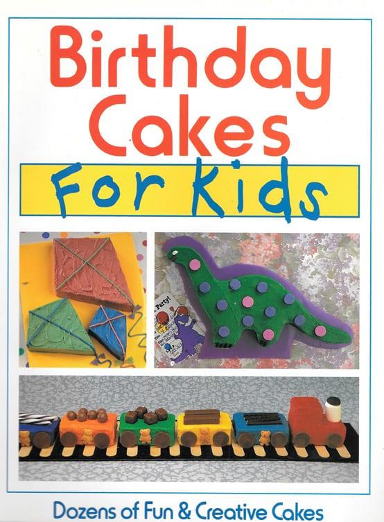 Birthday Cakes For Kids Dozens Of Fun Amp Creative Cakes