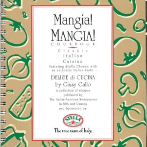 Chestnut Cake from Mangia! Mangia! Cookbook