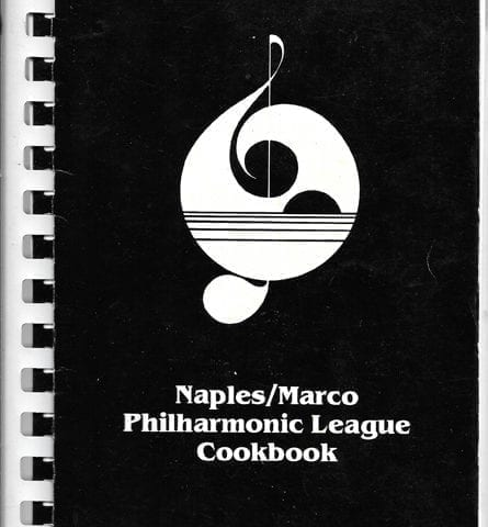 Naples/Marco Philharmonic League Cookbook