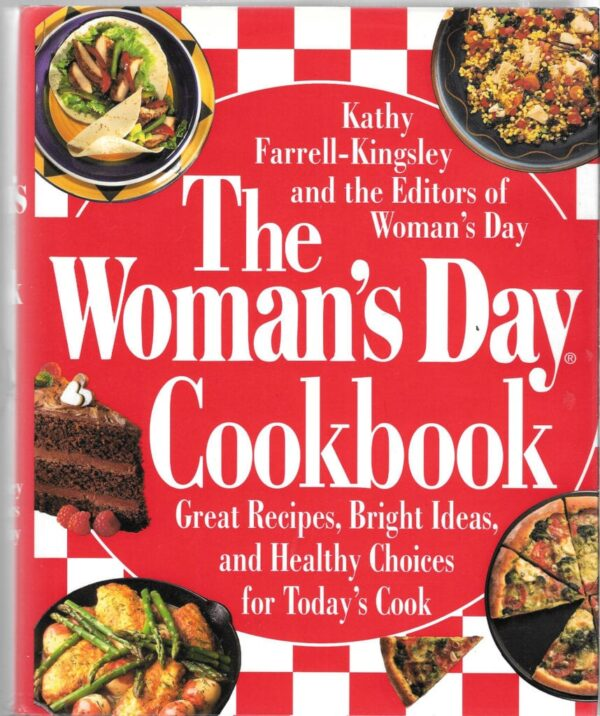 Woman's Day Cookbook, 1995, As-If-New!
