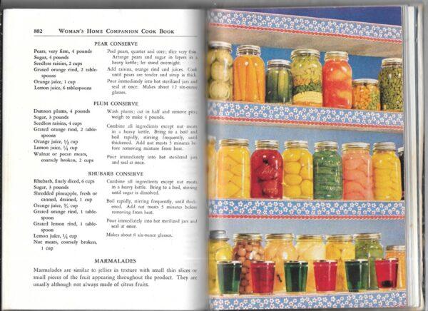 Woman's Home Companion Cook Book, 1950