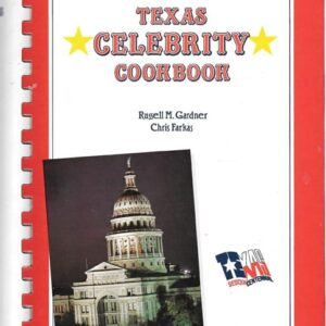 Nancy Reagan's Onion Wine Soup and More from Texas Celebrity Cookbook