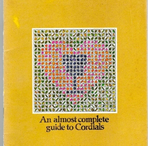 An Almost Complete Guide to Cordials Arrow Cordials