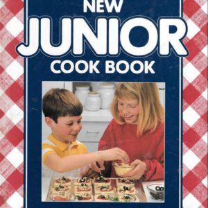 Better Homes and Gardens New Junior Cook Book, 1989