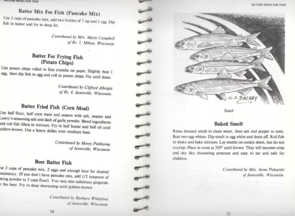 Wildlife Recipes