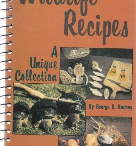Bear Stew and Bear Roast from Wildlife Recipes