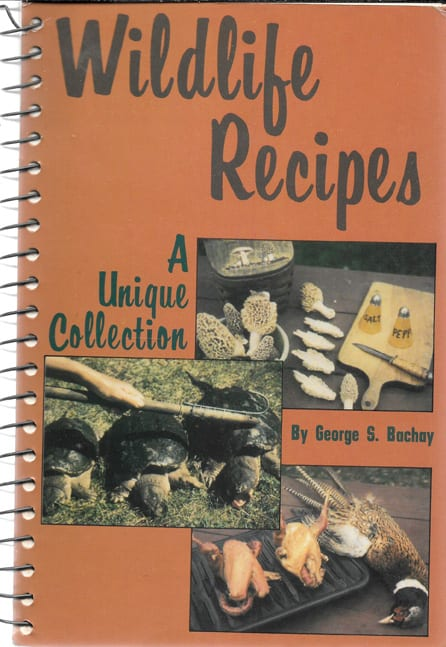 Bear Stew and Bear Roast from Wildlife Recipes