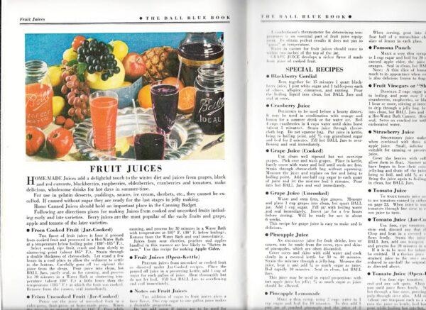 Ball Blue Book, 1934, Edition R